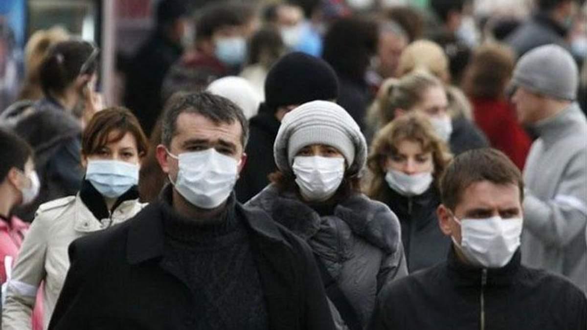 В Україні зафіксували нові летальні випадки від грипу