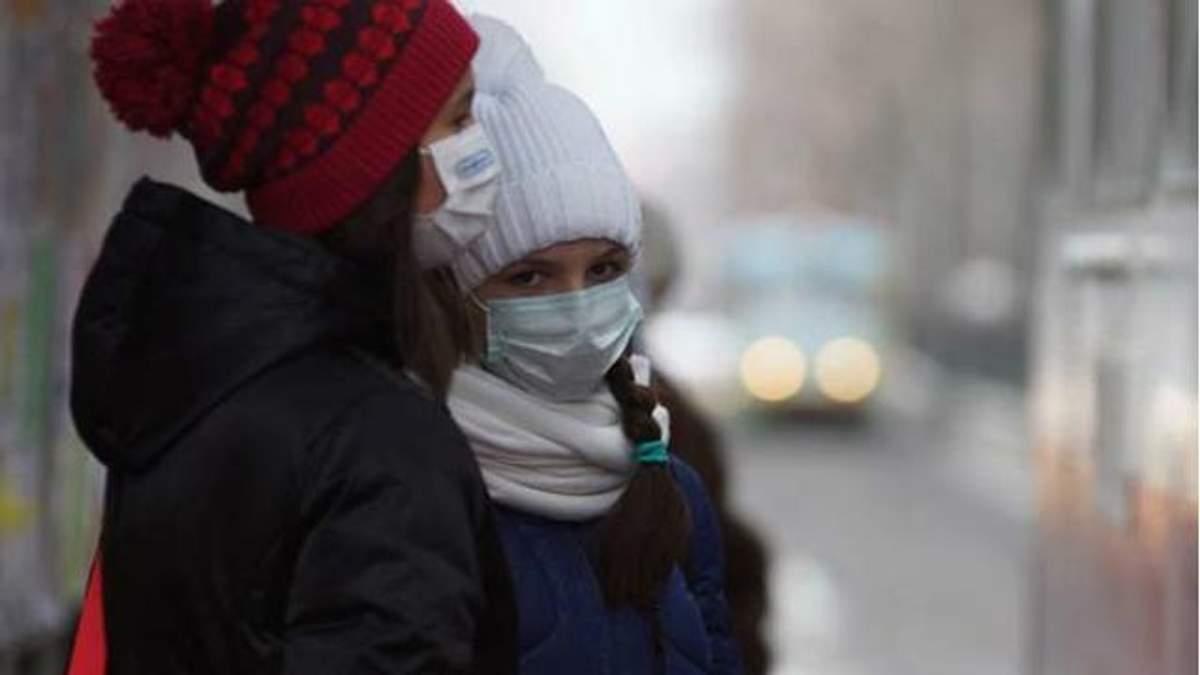 Епідемія грипу — завершена, — МОЗ