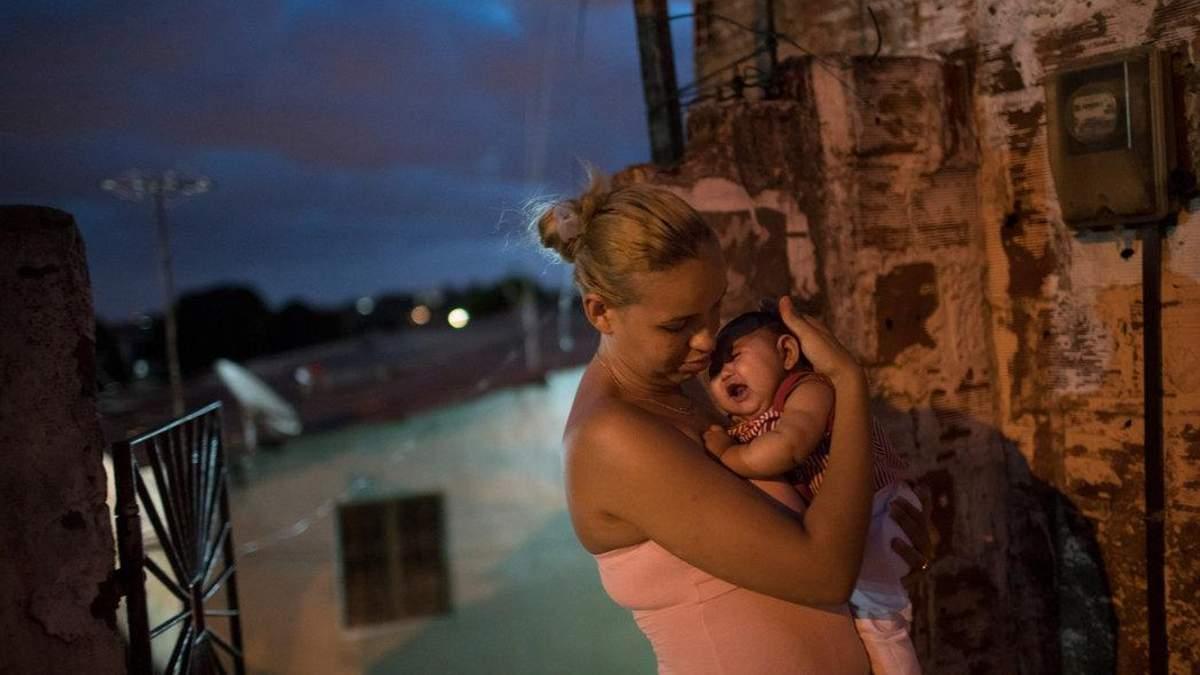 Еще 9 беременных заболели вирусом Зика в США