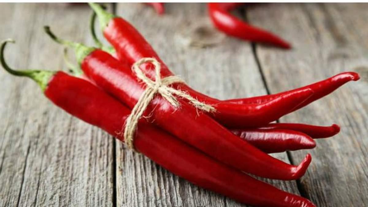 Шість продуктів, які зменшують біль