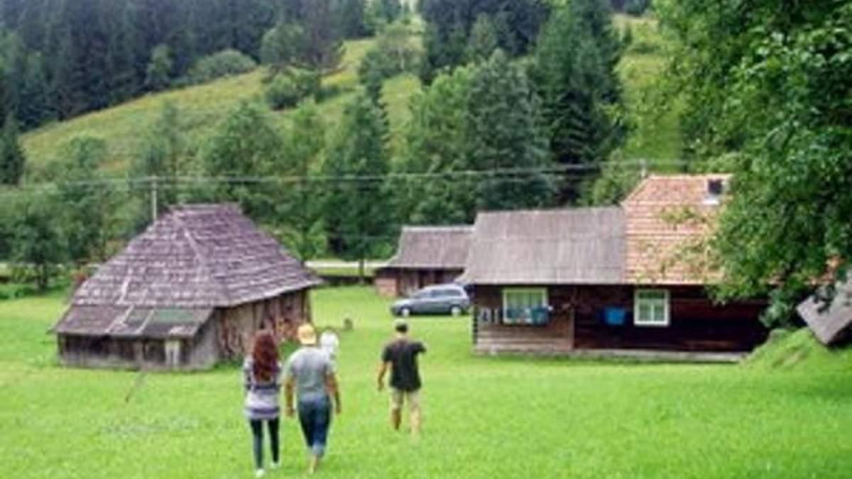 Зеленый туризм: где в украинских селах можно отдохнуть телом и душой