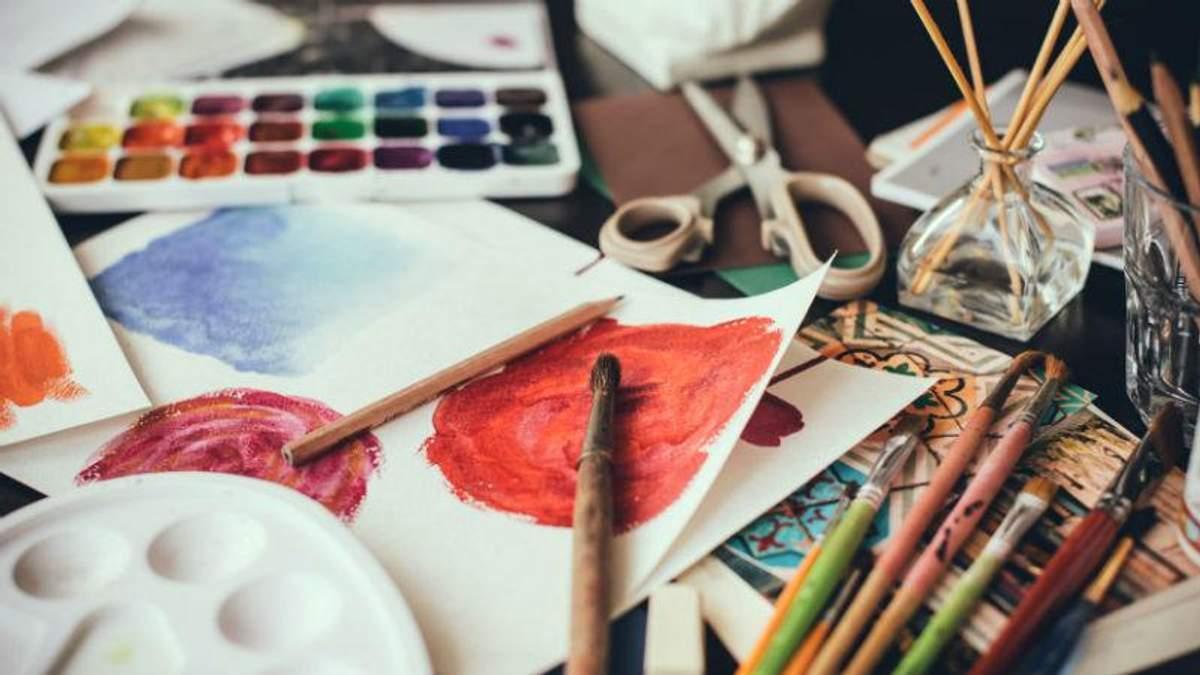 Малювання – корисне абсолютно для всіх