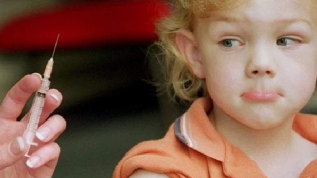 Вакцинация детей: отказаться или делать?
