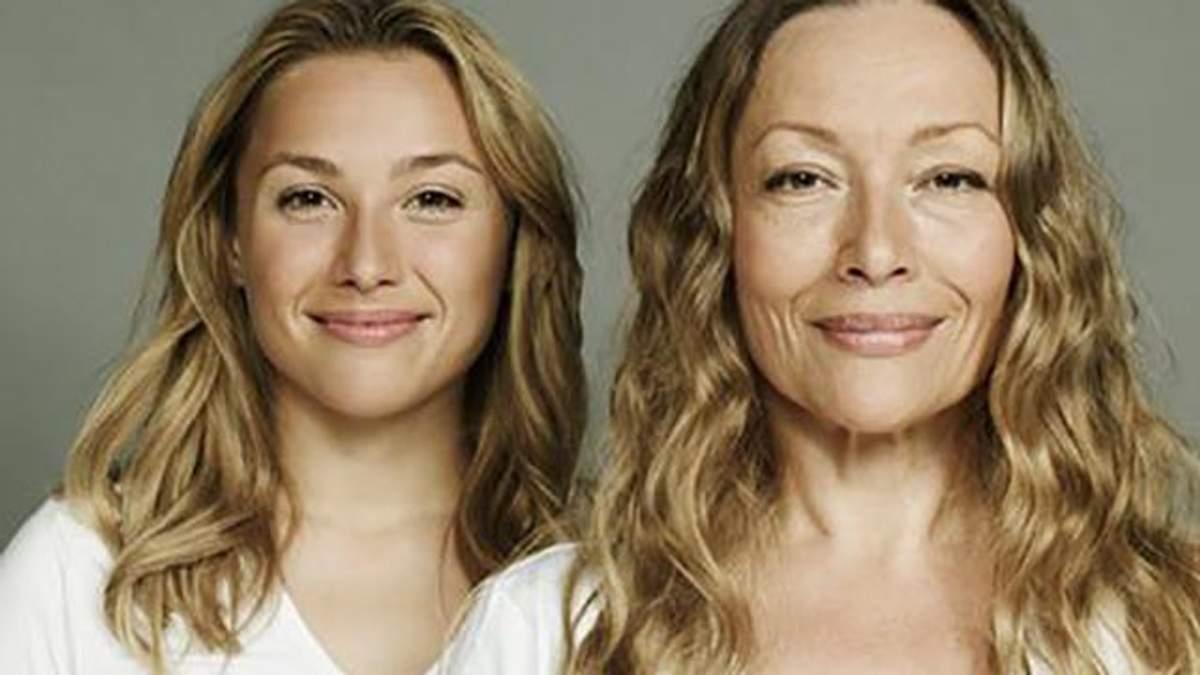 Вчені розповіли, як старіють жінки