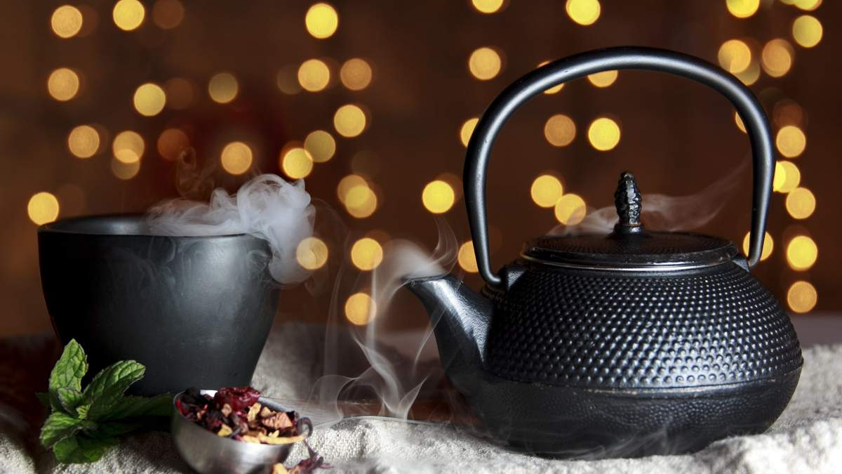 Осінній чай