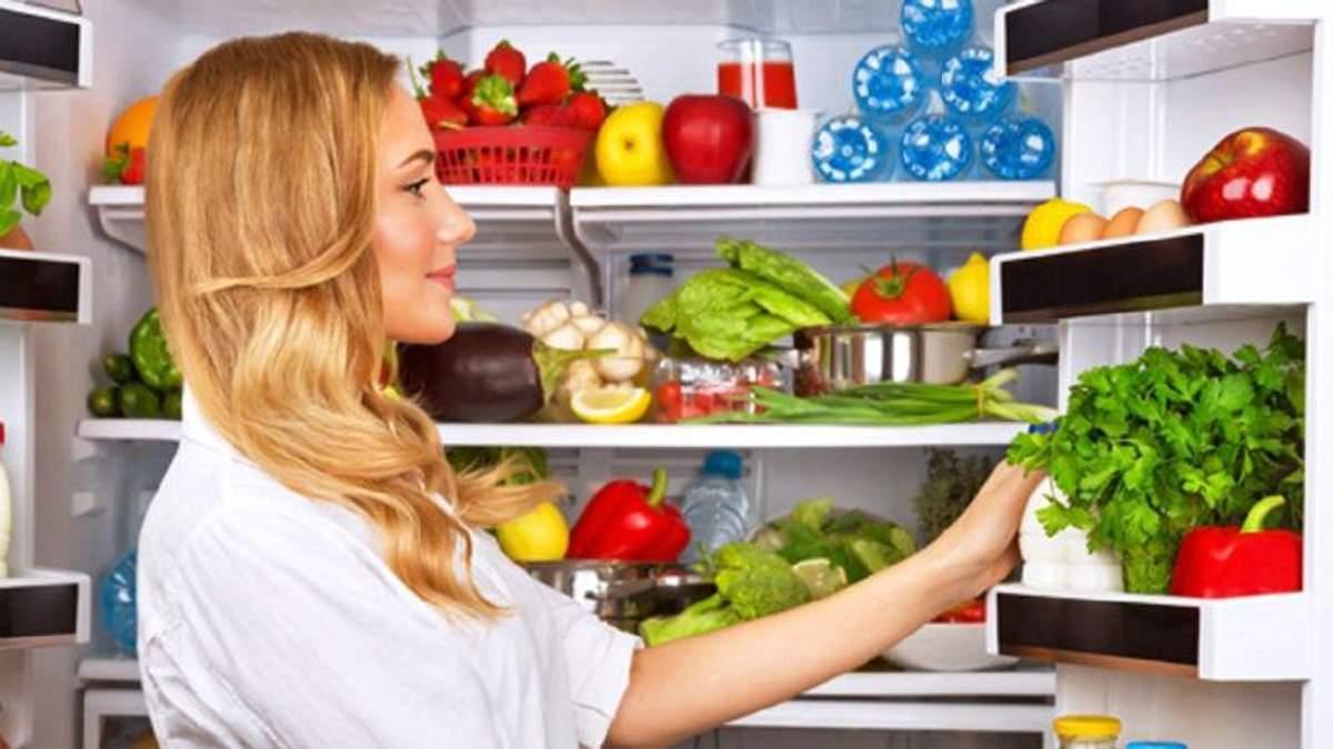 5 популярних міфів про зберігання продуктів