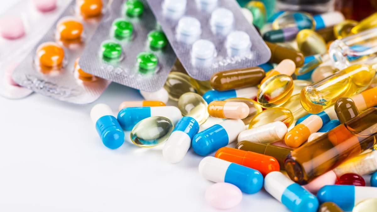 МОЗ опублікував перелік ліків, яким можна довіряти