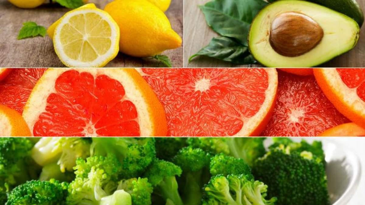 8 природних продуктів-очисників, які варто їсти взимку