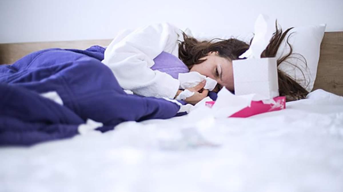 Люди продолжают умирать от гриппа в Украине