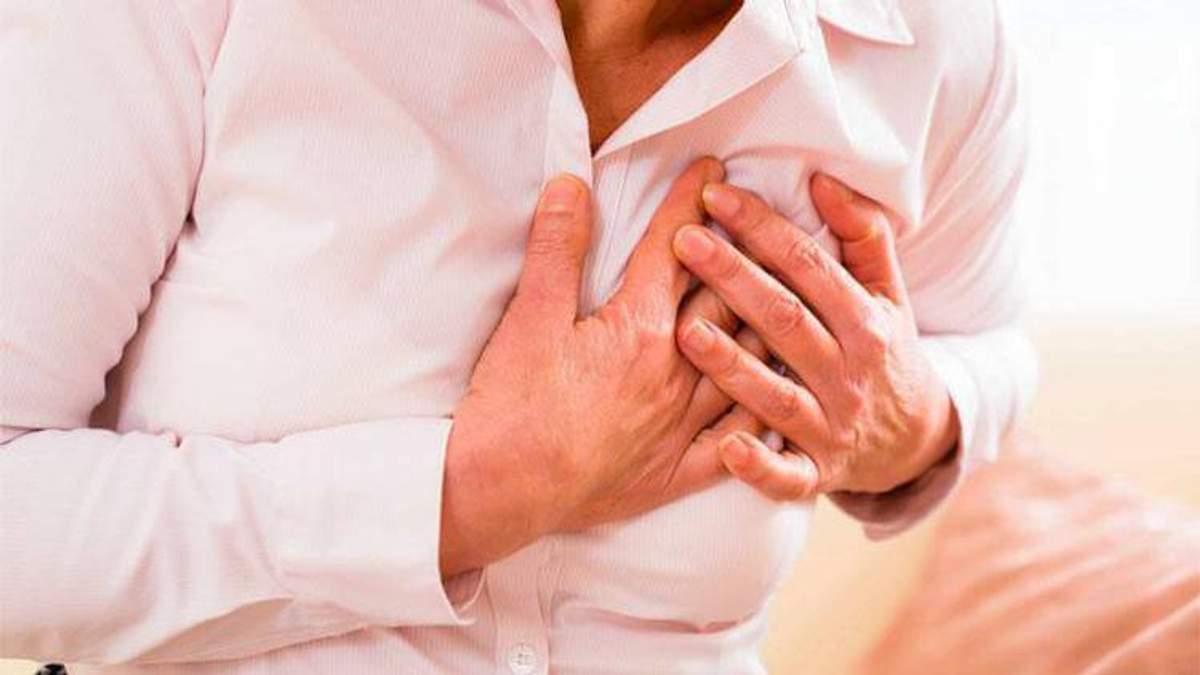 У МОЗ обіцяють безкоштовне лікування тим, у кого стався інфаркт