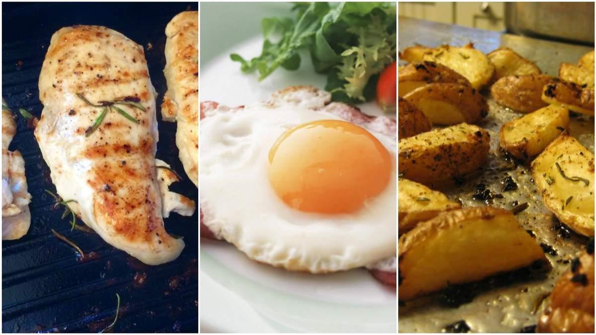Блюда, которые ни в коем случае нельзя разогревать: вы будете удивлены