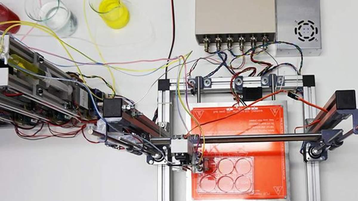 Людську шкіру відтепер можна надрукувати на 3D-принтері
