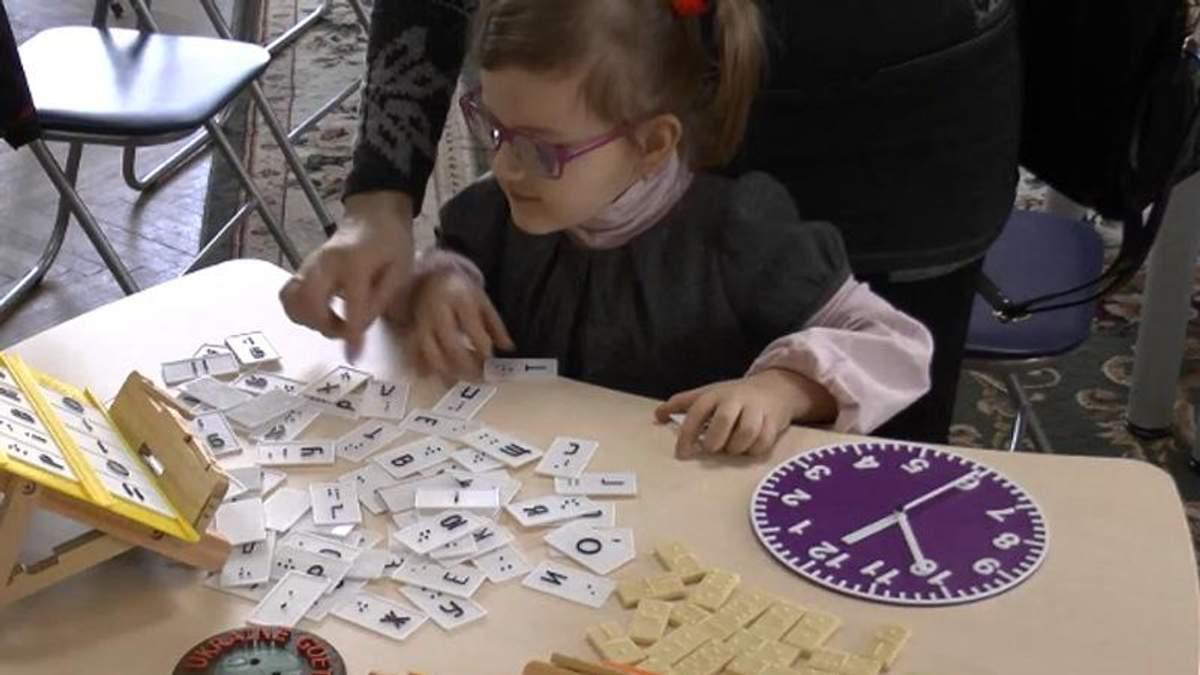 Уникальное пособие для слабовидящих напечатали в Ровно на 3D-принтере