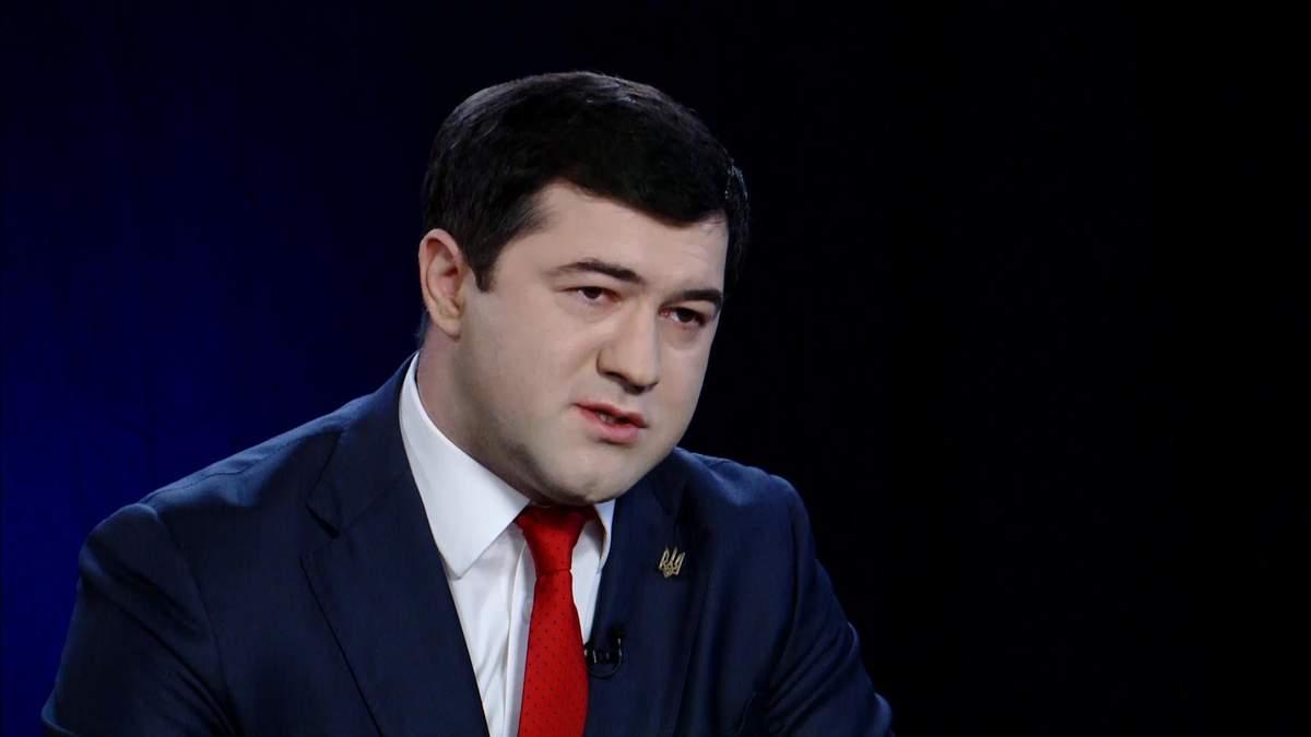 Насиров дал первый комментарий после выхода из СИЗО