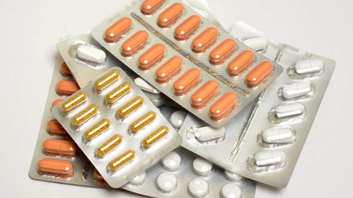 З 1 квітня низку ліків можна буде безкоштовно отримати в аптеках України