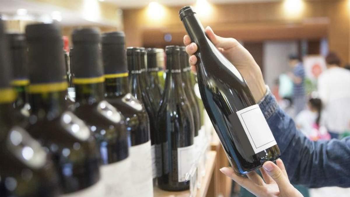 Як обрати вино