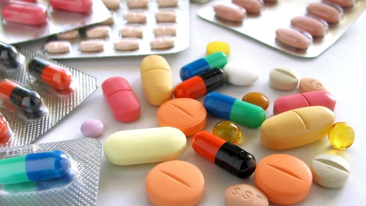 З'явилася карта аптек з безкоштовними ліками