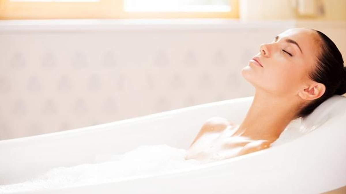 5 помилок під час купання, від яких швидше старіє шкіра