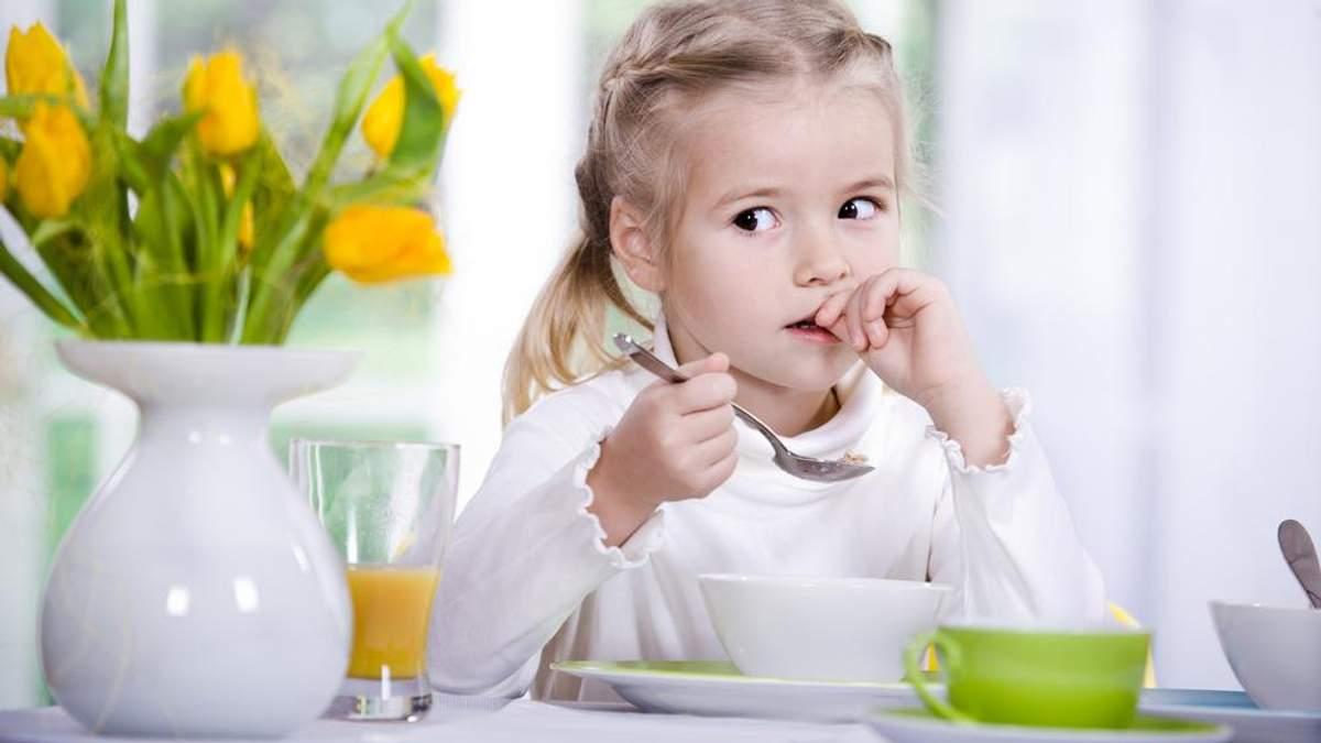 4 продукта, которые нельзя давать детям на завтрак