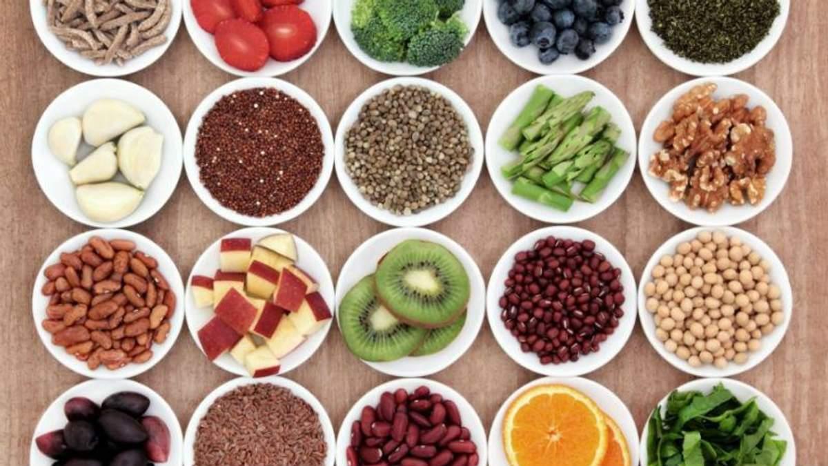 Здоровое питание: что и как есть, чтобы быть в форме