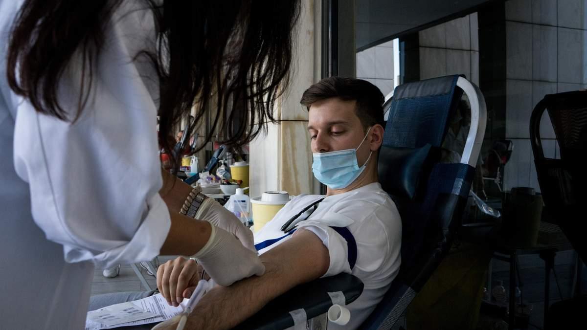 День донора в Украине 2020