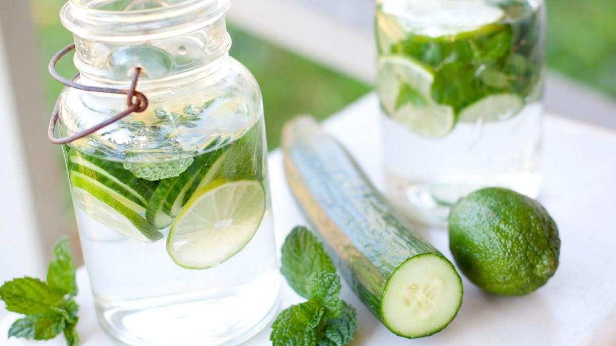 Как пить и худеть: что такое вода Сасси