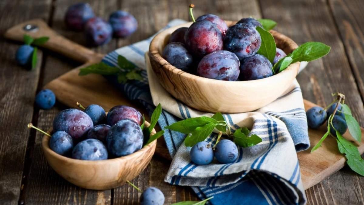 Варення зі слив рецепт: з шоколадом, горіхами та вином