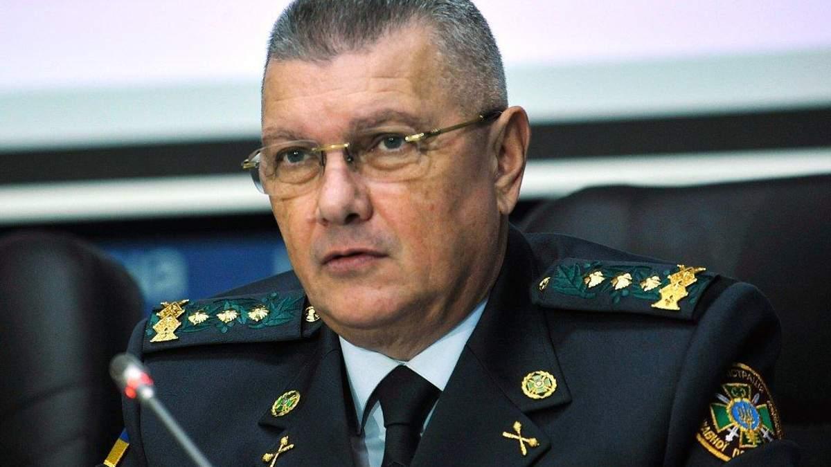 Глава Госпогранслужбы подал в отставку, – СМИ