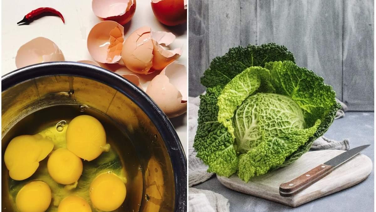 Які продукти треба їсти восени для засвоєння кальцію: список