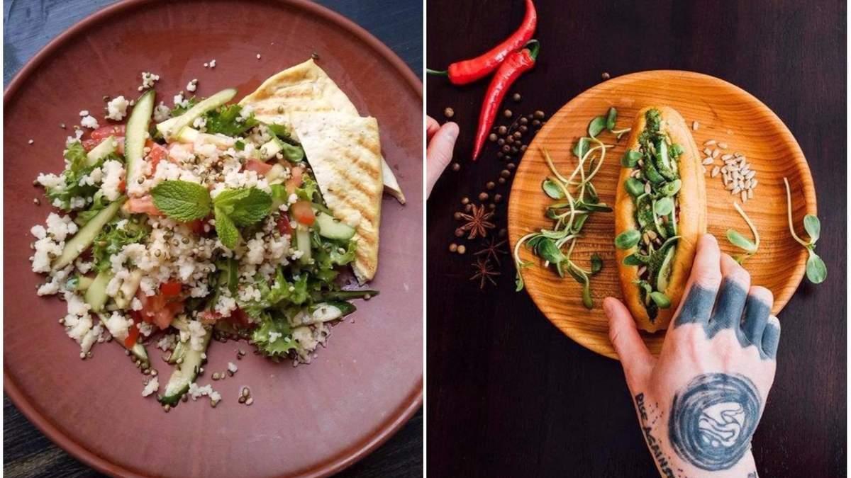 Рецепты веганских блюд