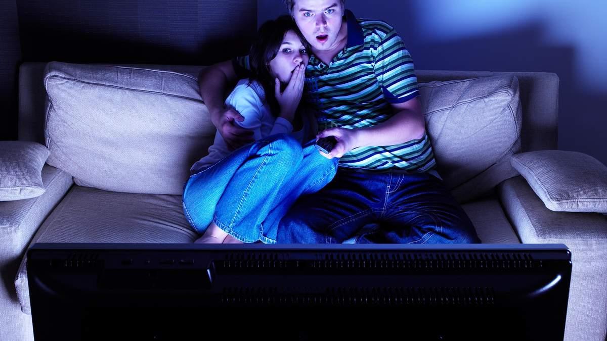 """Спільний перегляд """"жахів"""" зміцнює стосунки"""