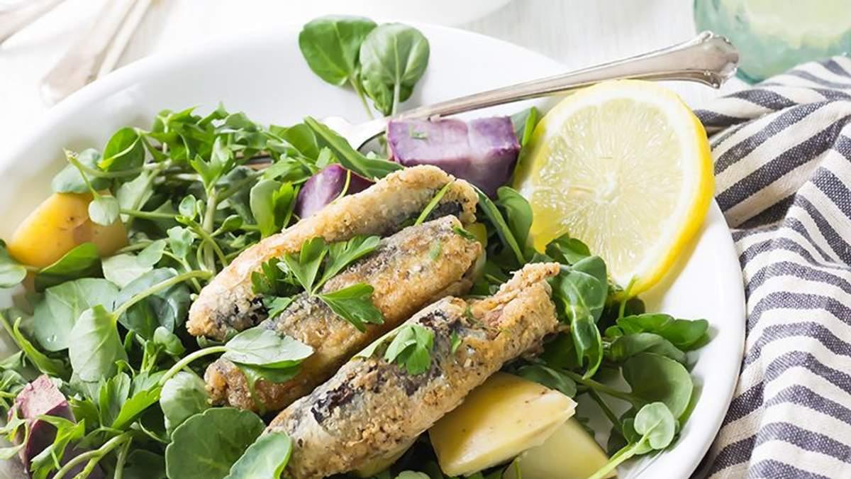 Додайте у раціон страви з риби