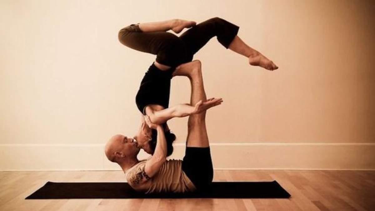 7 легких поз из йоги, которые помогают в сексуальных играх