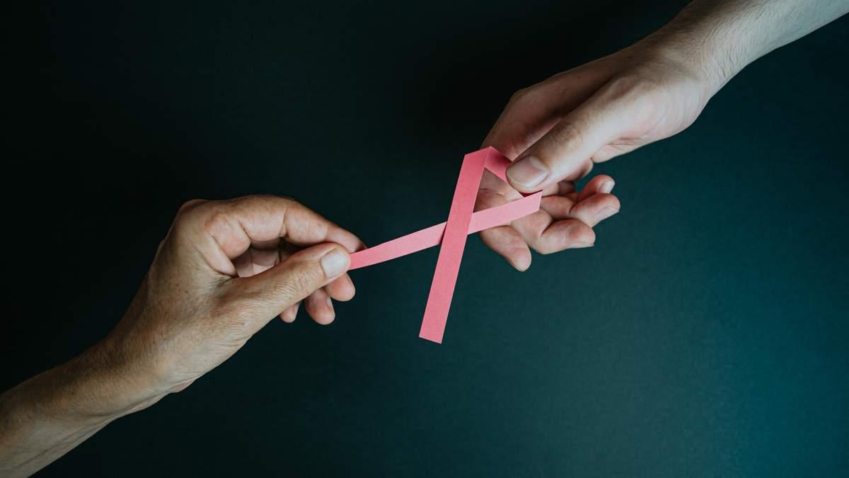 Рак грудей: симптоми та стадії хвороби