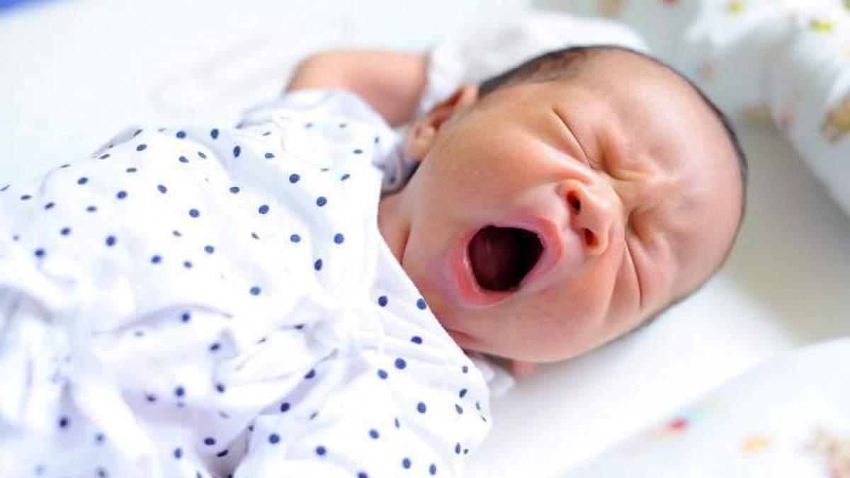 Синдром раптової дитячої смерті