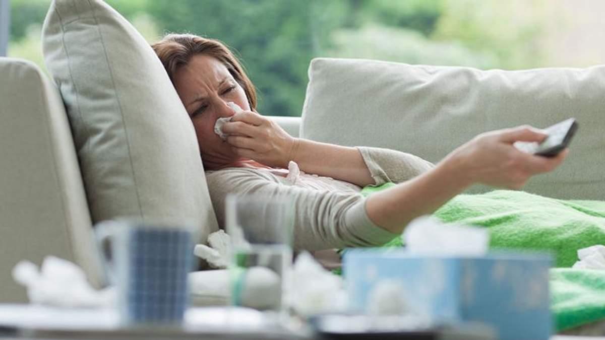 Міфи про лікування застуди