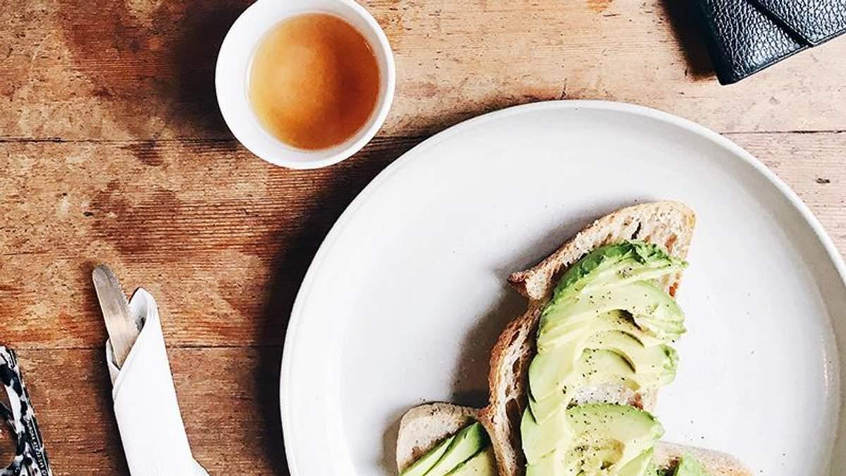 5 корисних сніданків, які можна приготувати за 10 хвилин