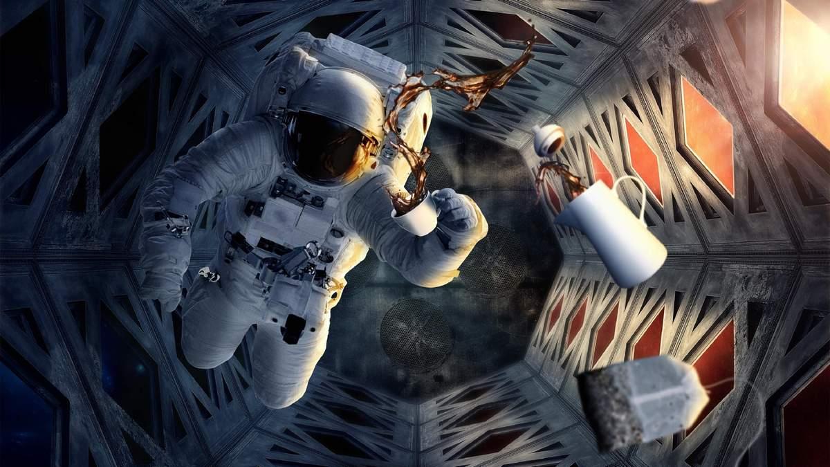 Гравітація в космосі