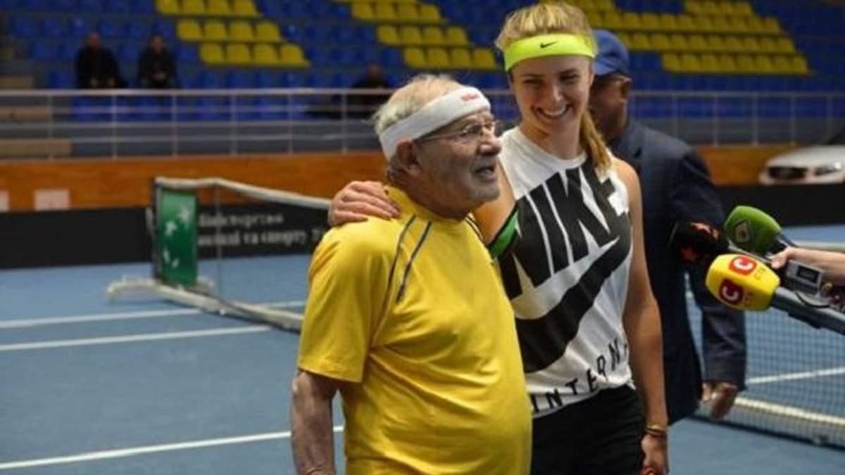 Секреты долголетия от 93-летнего теннисиста