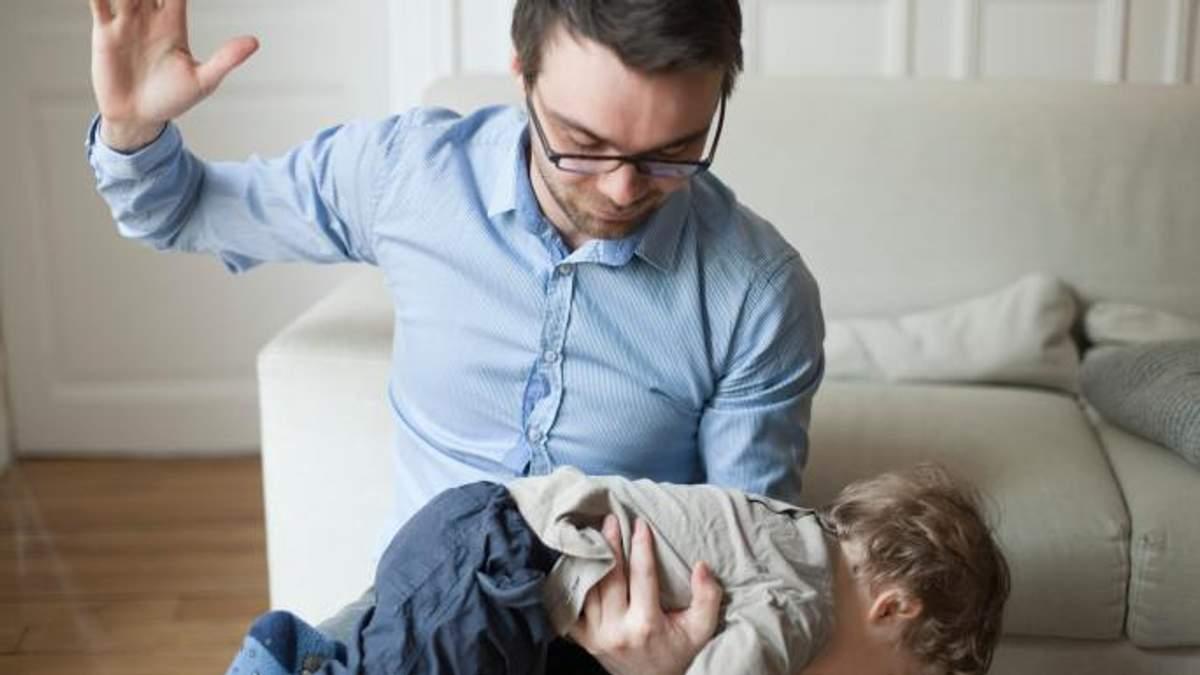 Чи можна бити дітей по сідницях: відповідь вчених