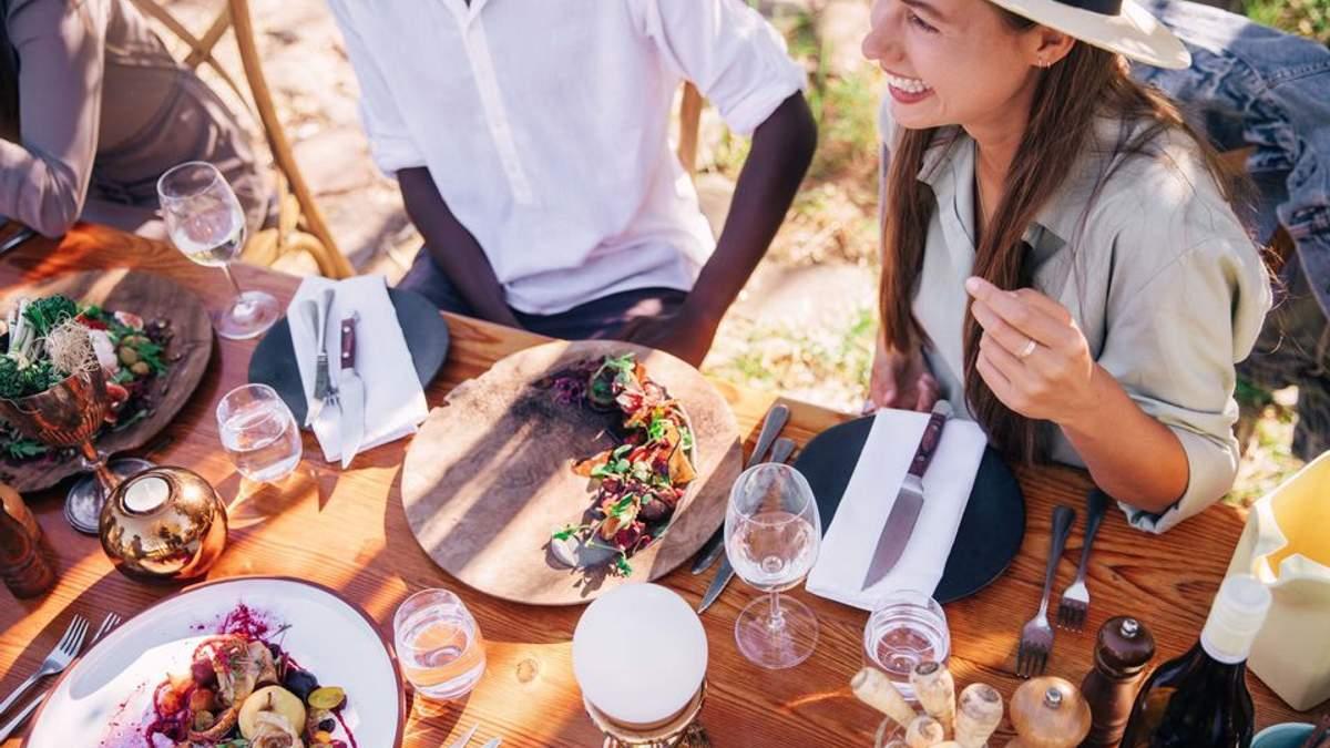 5 пищевых привычек, которые кардинально изменят ваше отношение к еде