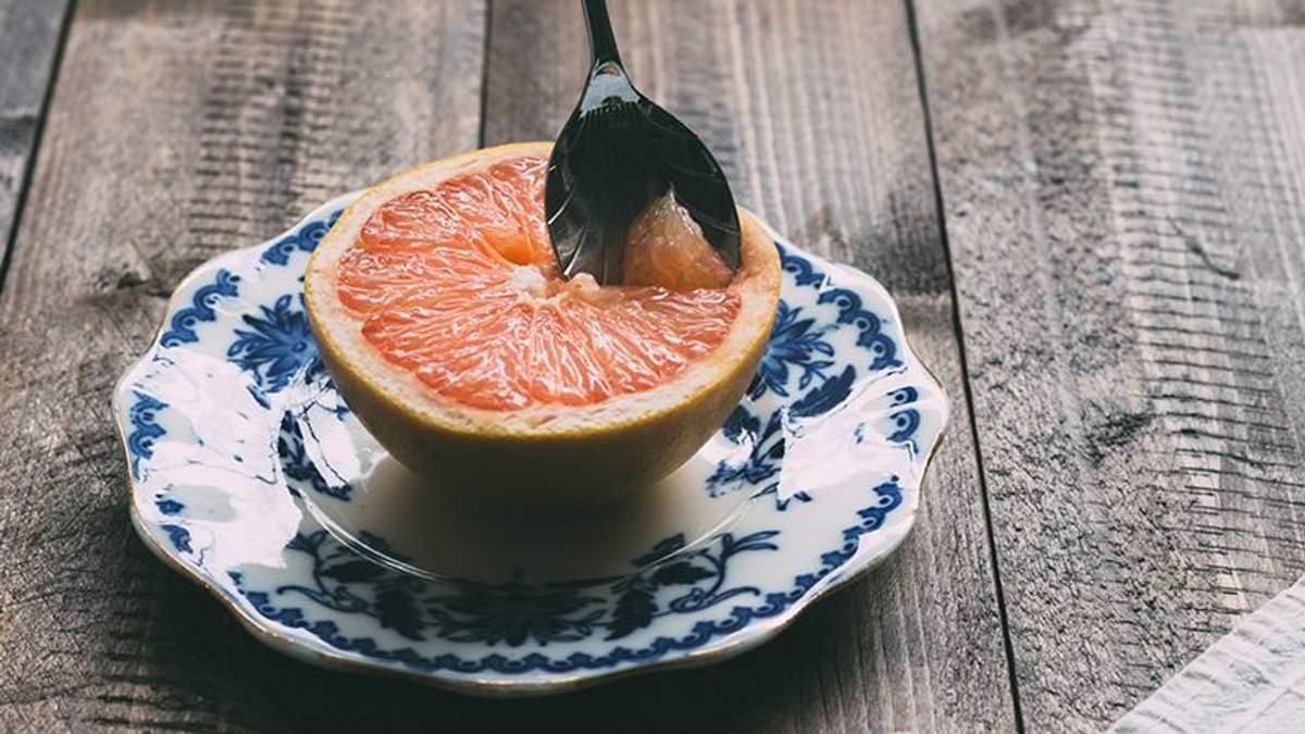 Їжте і худніть: 5 продуктів, які знижують апетит