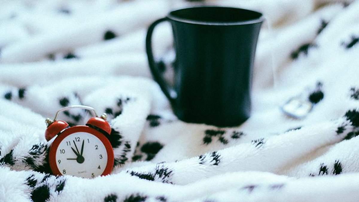 Напитки, которые помогут проснуться