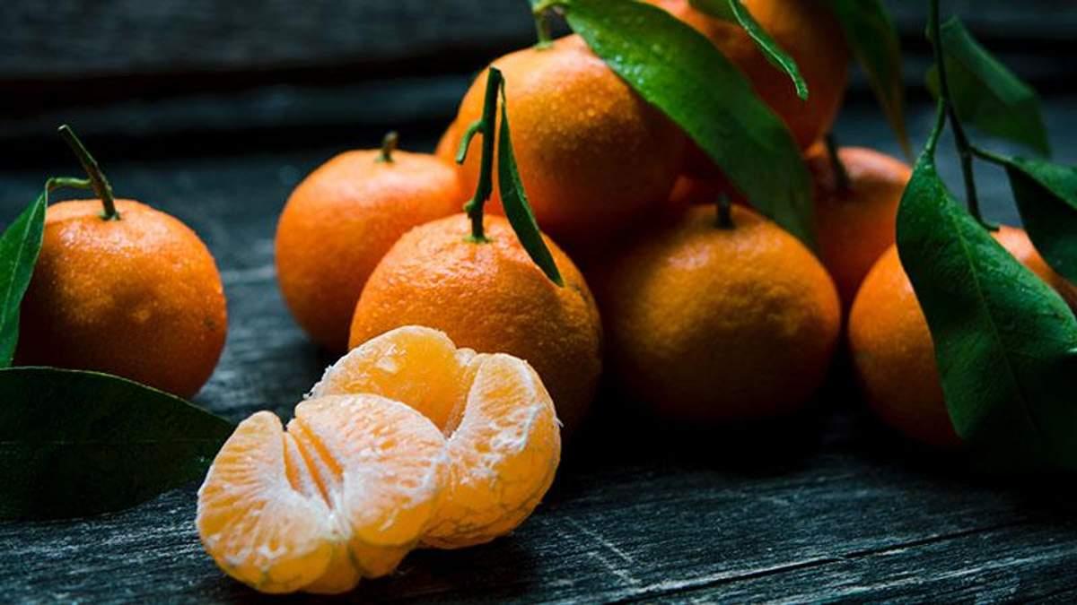 Как правильно выбрать мандарины: советы, которые сохранят ваше здоровье