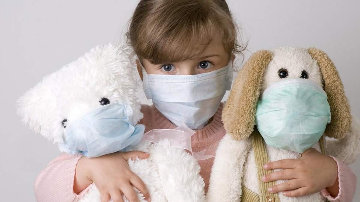 Врачи прокомментировали ситуацию относительно распространения гриппа и ОРВИ в Украине