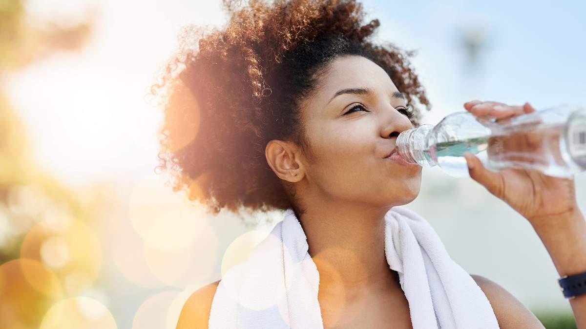 Питна дієта: як розвантажити свій організм за 3 дні