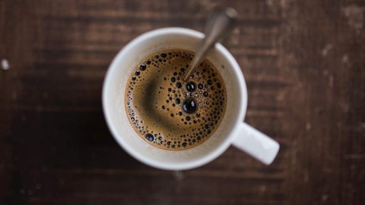 Негативное влияние кофе