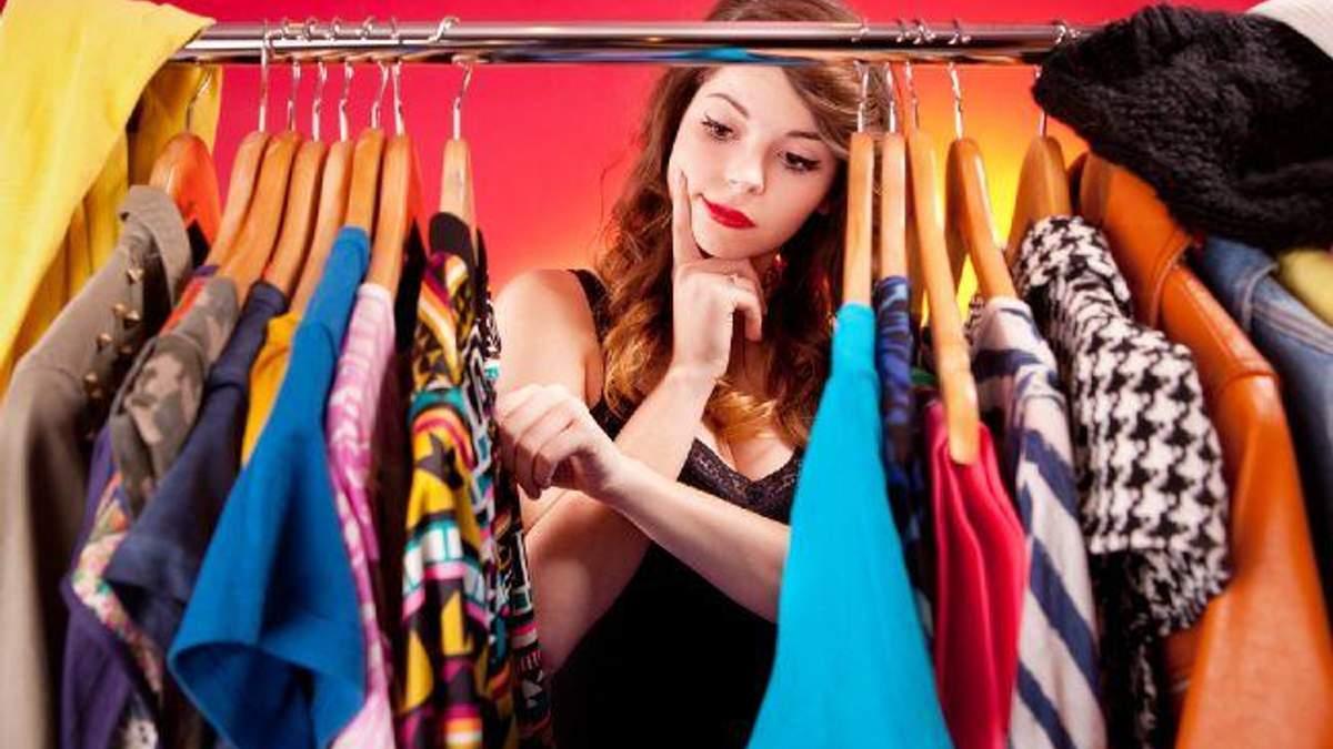 Скільки часу жінки обирають одяг на роботу