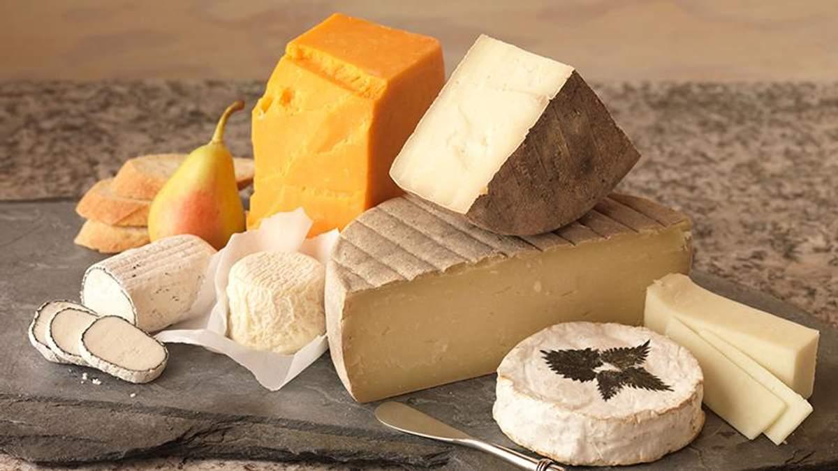 Чим корисний сир