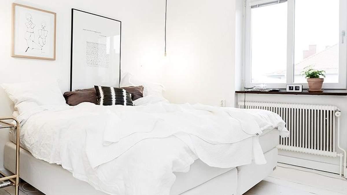 Як біла постільна білизна впливає на ваш сон